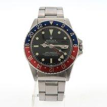 Rolex GMT-Master Long E Dial ref 1675