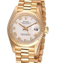 롤렉스 (Rolex) Datejust Yellow gold lady size 6917