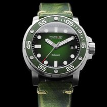 Nauticfish Thûsunt gruoni vintage w/ Leather Strap