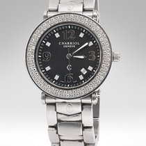 Charriol Colvmbvs Round with Diamonds
