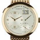 A. Lange & Söhne Lange 1 18kt Gelbgold Handaufzug Armband...