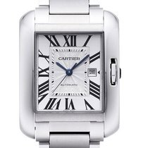 Cartier Tank Anglaise Großes Modell Ref. W5310009