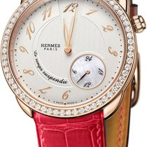 Hermès Arceau Le Temps Suspendu GM 38mm 040301WW00