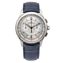 Jaeger-LeCoultre Master Chronograph Stainless Steel