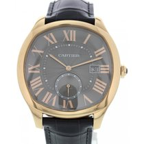 Cartier Drive 18K Rose Gold 3651 W/ Box & Papers