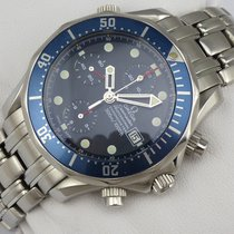 Omega Seamaster Professional Chronograph 300 m - Automatic