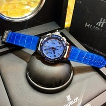 恒宝  (Hublot) Big Bang Tutti Frutti Ceramic Blue