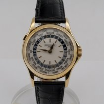 Patek Philippe World Time Yellow Gold