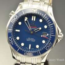 Omega Seamaster Diver 300 M Blue Ceramic Co-Axial Automatic 41MM