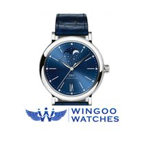IWC - PORTOFINO - LAURES MOON PHASE - LIMITED EDITION 15 Ref....
