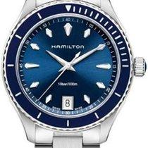 Hamilton Jazzmaster Seaview Quarz Damenuhr H37451141