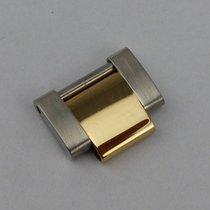 Rolex Glied - Armbandglied für Oysterband - Stahl-Gold - 15 mm