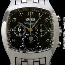 Patek Philippe 5020/1g Perpetual Calendar Chronograph Black...