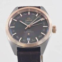 Omega Constellation Globemaster Co-Axial Master Chronometer...