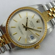 Rolex Oyster Perpetual Date - 15053 - aus 1987