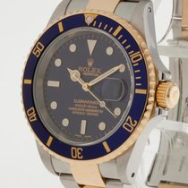Rolex Oyster Perpetual Submariner Date Edelstahl/Gold Ref....