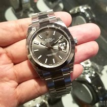 Rolex 126300 Rhodium Index Dial (Oyster Bracelet) Datejust 41mm