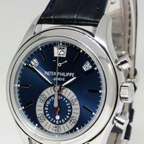 Patek Philippe Annual Calendar Chronograph Platinum Watch...