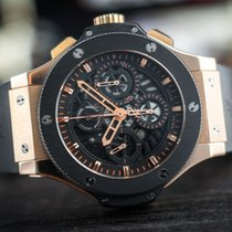 Hublot Aero Bang 18k Rose Gold/Tantal Ltd. xxx/500
