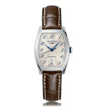 Longines Evidenza Stainless Steel Automatic Ladies Watch...