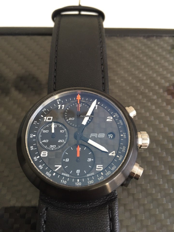 Sinn Circle Chronograph Audi R For For Sale From A Private - Audi watch