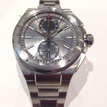 IWC Ingenieur Chronograph Racer Edelstahl IW378508 D-Papiere