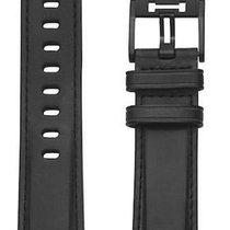 Hamilton Khaki Takeoff Lederband schwarz 22/20mm H600.767.100