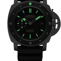 파네라이 (Panerai) LUMINOR SUBMERSIBLE 1950 AMAGNETIC 3 DAYS...