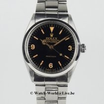 ロレックス (Rolex) RARE Explorer 1 - British far east Army (year 1967)