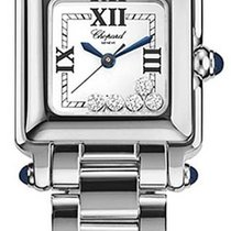 Chopard Happy Sport Classic Square 5 Floating Diamonds...