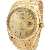 Rolex Oyster Perpetual 18K Gold Day Date 1803A, Original...
