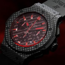 Χίμπλοτ (Hublot) Big Bang Red Magic 44mm Carbon Fiber NEW