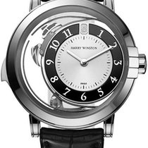 Harry Winston Midnight Minute Repeater in White Gold