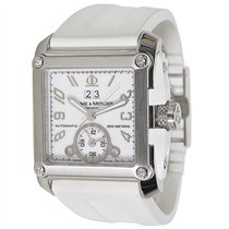 Baume & Mercier Hampton Magnum Ladies Watch in Stainless...