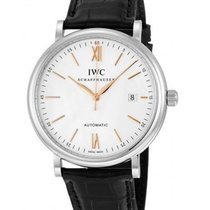 IWC IW356517 Portofino Automatic - New Style Mens 40mm in...