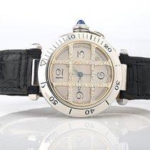 Cartier Pasha Automatic mit Diamanten Original