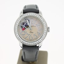 Zenith Elite BabyStar OpenHeart AFTERSETDIAMONDS (BOX2010) 32mm
