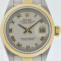 Rolex Oyster Perpetual Datejust 69173 Stahl/Gold - LC100