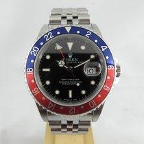 Rolex GMT-Master ,Rosso-blu,Pespi, br. jubilee,blu-red