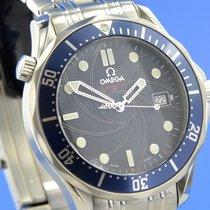 Omega Seamaster Diver 300M James Bond 2006 Limited