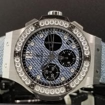 Hublot Big Bang Jeans 41mm Factory Diamonds Limited 341.SX.277...