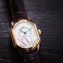 Daniel Roth Premier Retrograde 18k Rose Gold