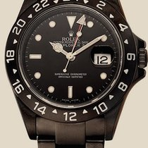 Rolex Oyster Explorer II 40mm Tuning