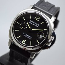Panerai Luminor Marina Automatic 40mm FULL SET EU MINT PAM48