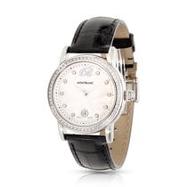 Montblanc Meisterstuck Star 7079 Women's Watch in Stainles...