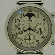 IWC Da Vinci Perpetual Calender chronograph
