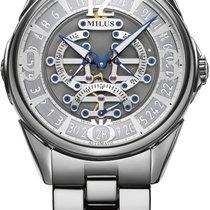 Milus Tirion TriRetrograde Seconds TIRI007