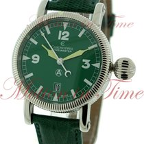Chronoswiss Timemaster Automatic, Green Dial - Stainless Steel...