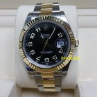 勞力士 (Rolex) Datejust 41mm Black Arab 116333