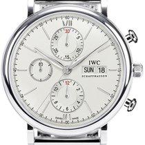 IWC Portofino Chronograph Milanaise-Stahlband